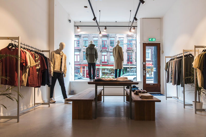 ABOUT flagship store
